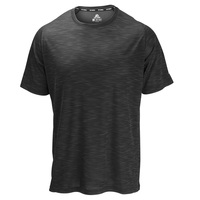 TEC-ONE Men's Flare Knit Short-Sleeve Crew