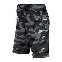 Nike Men's Sportswear Club Camo Shorts