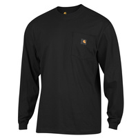 Carhartt Men's Long-Sleeve Pocket Tee
