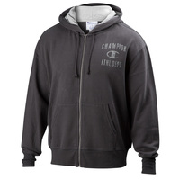 Champion Men's Heritage Fleece Full Zip Hoodie
