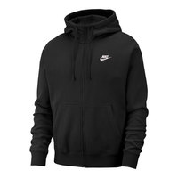 Nike Men's Sportswear Club Fleece Full-Zip Hoodie