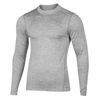 Russell Athletic Men's Long-Sleeve Arctic SD Mock Tee