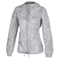 Columbia Women's Flash Forward Print Hooded Windbreaker Jacket