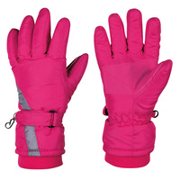 Polar Extreme Girls' Insulated Winter Gloves