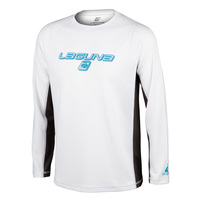 Laguna Boys' Surf Beat Long-Sleeve Swim Shirt
