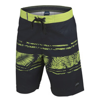 Pipeline Boys' Floral Print Boardshorts