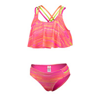 Laguna Girls' Skyline Two-Piece Bikini