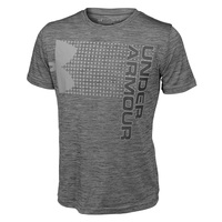 Under Armour Boys' Crossfade Short-Sleeve Tee Shirt