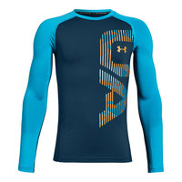 Under Armour Boys' HeatGear® Armour Long-Sleeve Shirt