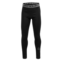 Under Armour Boys' ColdGear® Armour Printed Leggings