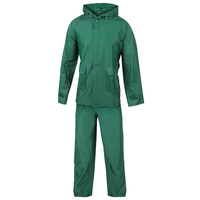 Stansport Men's Rain Suit with Hood