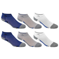 adidas Youth's Climalite® Low-Cut Socks - 6-Pack