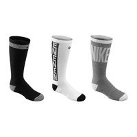Nike Youth's Everyday Cushioned Crew Socks - 6-Pack