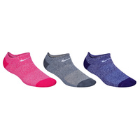 Nike Youth's No Show Socks - 3-Pack