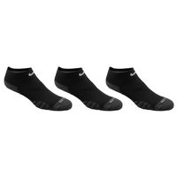 Nike Women's Everyday Max Cushion Ankle Training Socks - 3-PacK