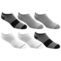 Sof Sole Women's Fashion No-Show Socks - 6-Pack