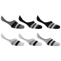 Sof Sole Women's Ultra No-Show Socks - 6-Pack