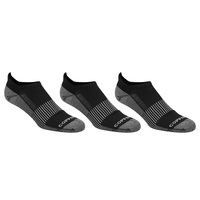 Copper Fit Copper Infused Sport Low-Cut Socks - 3-Pack
