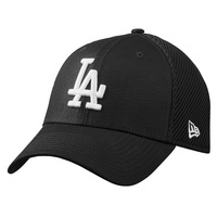 New Era MLB Black and White Neo 39Thirty Stretch Fit Cap