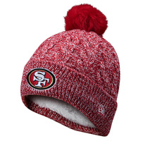 New Era NFL Women's Toasty Pom Knit Beanie
