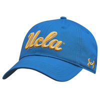 Under Armour NCAA Men's UCLA Adjustable Cotton Cap