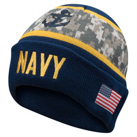 Icon Sports U.S. Military Cuffed Beanie