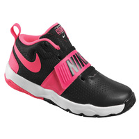 Nike Team Hustle D8 (PS) Girls' Basketball Shoe