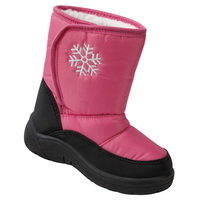 World Famous Sports Snow Jogger Girls' Snow Boots