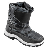 World Famous Sports Toasty Camo Youth's Cold-Weather Boots