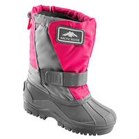 Arctic Ridge Stormy Girls' Cold-Weather Boots