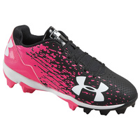 Under Armour Leadoff Low RM MS Girls' Softball Cleats