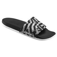 adidas Adilette Cloudfoam+ Print Women's Slide Sandals