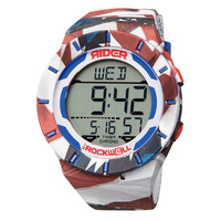 Rockwell Time Coliseum Freedom Digital Watch