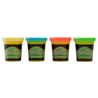 Play-Doh Glow-in-the-Dark - 4-Pack