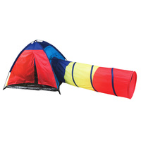 TRADEWINDS PRODUCTS Expedition Play Tent with Tunnel