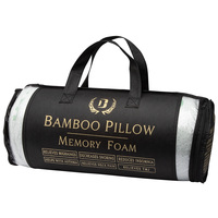 Dahdoul Bamboo Memory Foam Queen Pillow