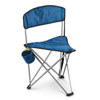 North Pak Triangle Stool with Backrest