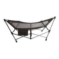 Outdoor Collective Deluxe Folding Hammock