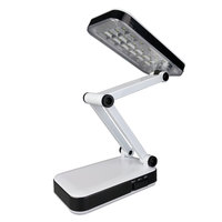 GlowMax 180 Lumen Foldable Desk Lamp