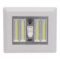 GlowMax 400 Lumen COB Cordless Light Switch
