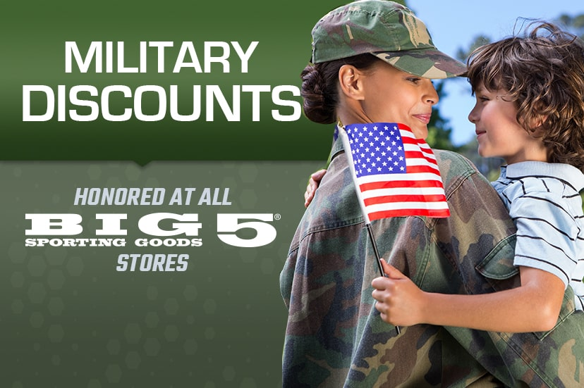 Military Discount - Learn More