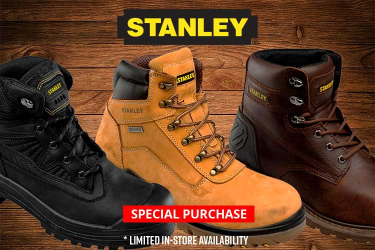 Stanley Work Boots Sale - Picture of 3 Stanley Boots