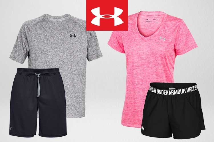 Under Armour Apparel Sale