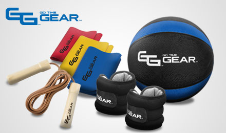An image of go time gear fitness equipment
