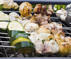 Score a Pre-Game Touchdown:  Tips for a Successful Tailgate - grilling